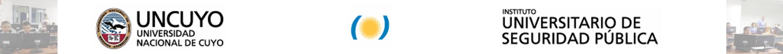 Logo of Instituto Universitario de Seguridad Pública